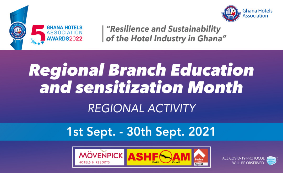 Regional Branch Education And Sensitization Month